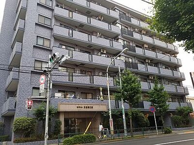 セザール東綾瀬公園 セザールらしい堂々とした佇まいです。