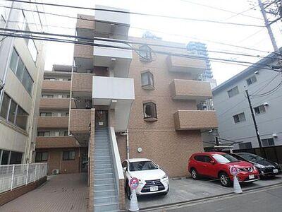 朝日シティパリオ所沢 西武線所沢駅 閑静な住宅街に立つマンション