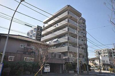 ニッコーハイム金沢八景 外観