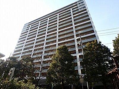 渋谷アインス 外観(H30.2撮影)/平成13年12月築、利便性と住環境を併せ持つ好立地です。