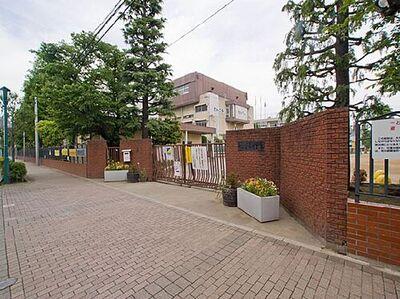 ピュア並木公園 周辺環境:小学校 800m 並木小学校