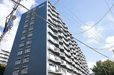 淀川パークハウス4号棟 中古マンション 閑静な住宅地でのんびり新生活