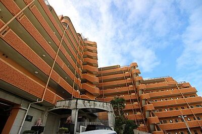 ライオンズガーデン長田 即内覧可オーシャンビュー12階建て11階部分南西向バルコニー・眺望良好1LDKを2LDKに変更