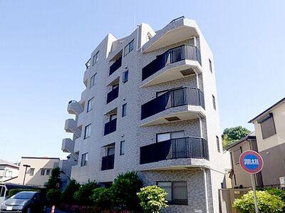 大倉山東パーク・ホームズ 5階 外観