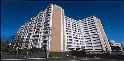 高田馬場住宅 外観写真