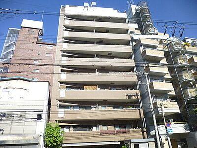 シャルマンフジリッツ南堀江 鉄骨鉄筋コンクリート造・12階建て