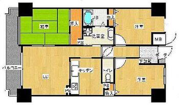 ライオンズマンション和歌山関戸壱番館 33320
