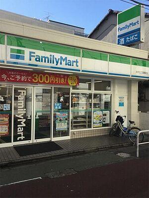 カーサ常盤台 ファミリーマート志村三丁目駅店(879m)
