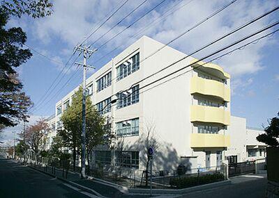 茶屋ヶ坂公園ハイツ A棟 名古屋市立富士見台小学校まで徒歩10分(約794m)