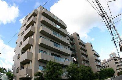 グランヴィルけやき台 西武新宿線 「新所沢」駅  A棟 外観