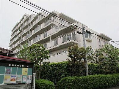 サンマンション志木ガーデン 7階につき陽当たり、通風良好です