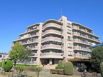 ルネ南浦和 3階 お日様サンサンのマンションです。