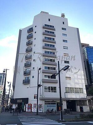 フルーレ新大阪 建物外観を気になさる方へ、見た目の良い物件です