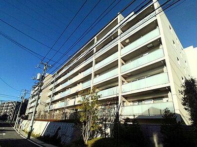 ブランズ宮崎台プレイス 外観:東急田園都市線「宮崎台」駅徒歩5分の便利な立地です