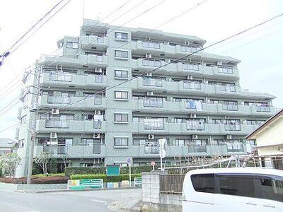 ライオンズマンション越谷南 ライオンズマンション越谷南 外観です。