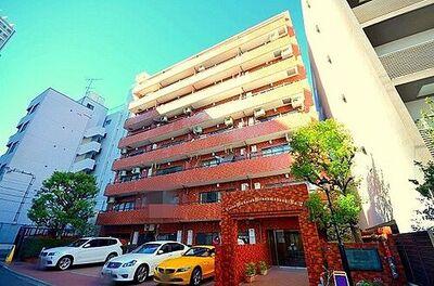 ライオンズマンション平沼橋第二8階建 時を経ても衰えない品格のマンション