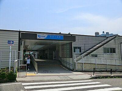 ライオンズテラス百合ヶ丘 小田急線百合ヶ丘駅 距離約1360m